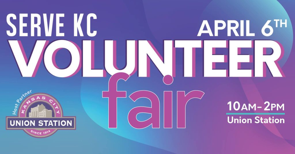 2019 Serve KC Volunteer Fair